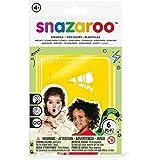 Reeves Snazaroo–Juego de plantillas de pintura de plástico 6kg - unisex