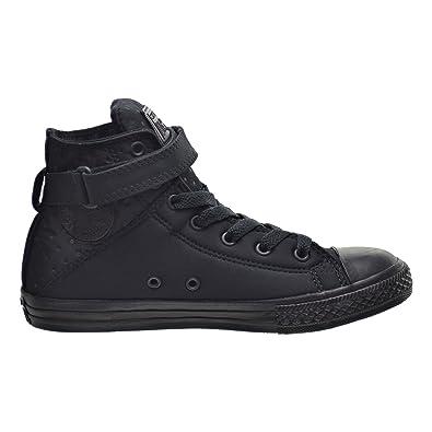 Converse Chuck Taylor All Star Brea HI Little Big Kid s Shoes Black 653281c  (10.5 795a8ff50