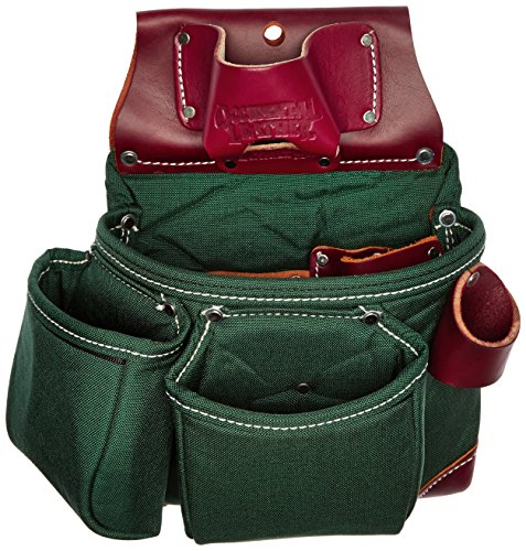 Occidental Leather 8018DB OxyLights 3 Pouch Tool Bag by Occidental Leather