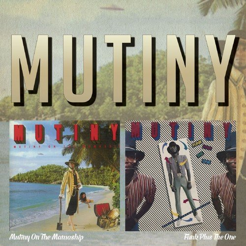 Mutiny on the Mamaship / Funk Plus the One (2 CD - Shop Mutiny
