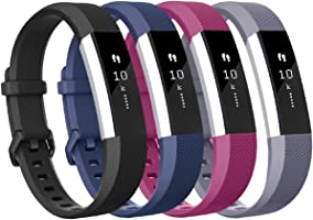 for Fitbit Alta HR and Alta Bands, Vancle Classic Accessory Band Replacement Wristband for Fitbit Alta HR 2017 / Fitbit...