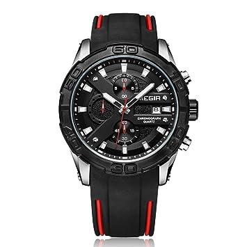 Amazon.com: YSCysc - Reloj de pulsera para hombre ...