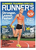 Runner's World Print Access + 10 Strategies to Run