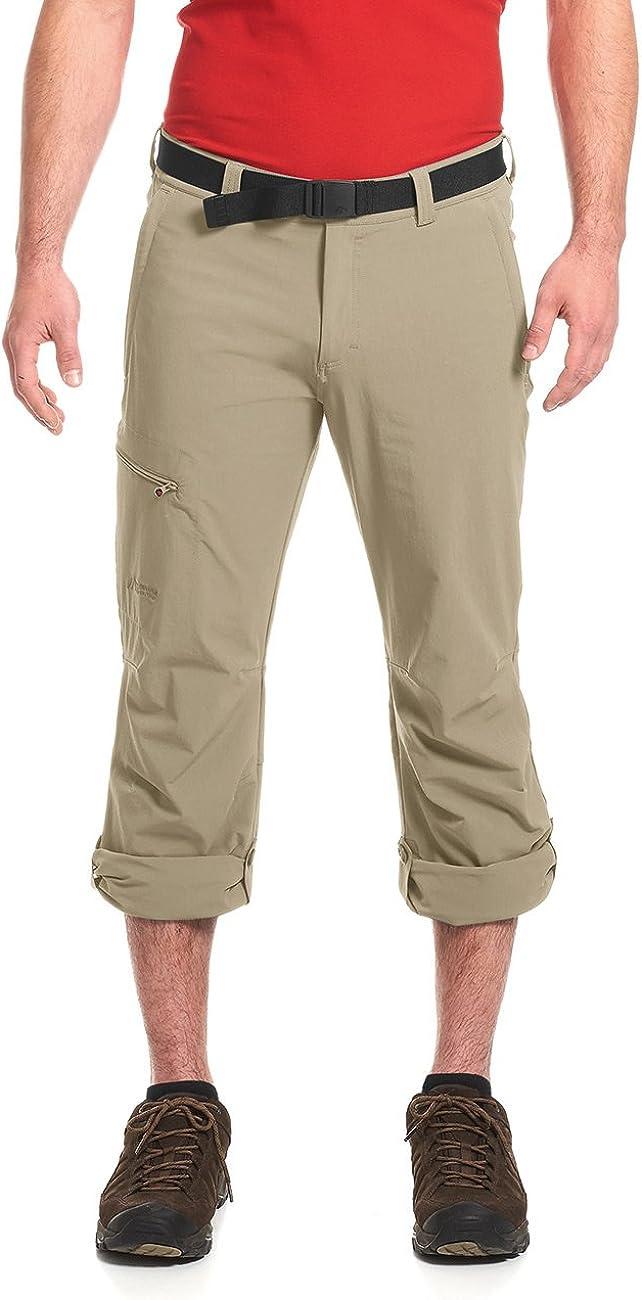 Pantaloni Funzionali Uomo maier sports Wanderhose Roll-Up Nil