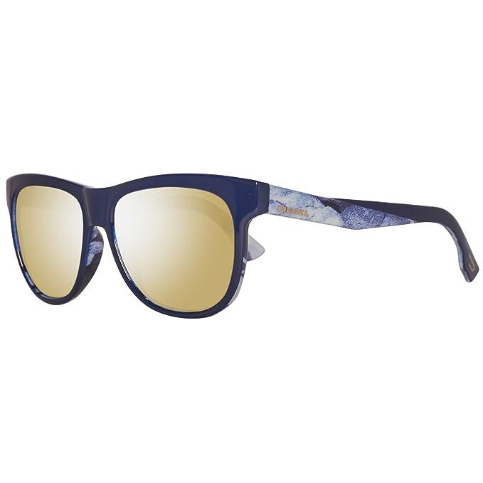 Diesel Unisex adulto Sonnenbrille DL0076 5690G Gafas de sol ...