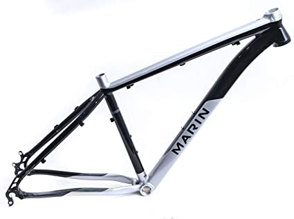 "2850bc38344 Image Unavailable. Image not available for. Color: Marin 22"" Indian  Fire Trail 27.5"" 650B Hardtail MTB Bike Frame Aluminum Disc New"