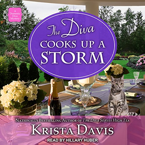 The Diva Cooks Up a Storm: Domestic Diva Series, Book 11