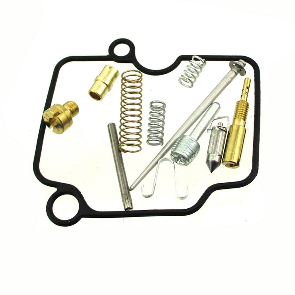 stoneder Juego completo para carburador reconstruir Kit de reparaci/ón para Vm22/26/mm Mikuni Carb Pit Dirt Bike