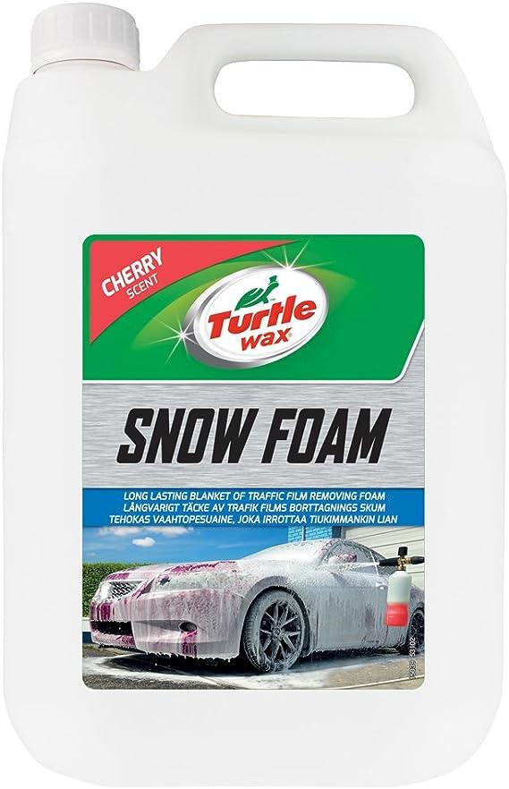 Turtle Wax Autoshampoo Schneeschaum Ph Neutral 5 Liter Auto