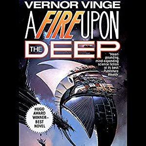 A Fire Upon the Deep Audiobook