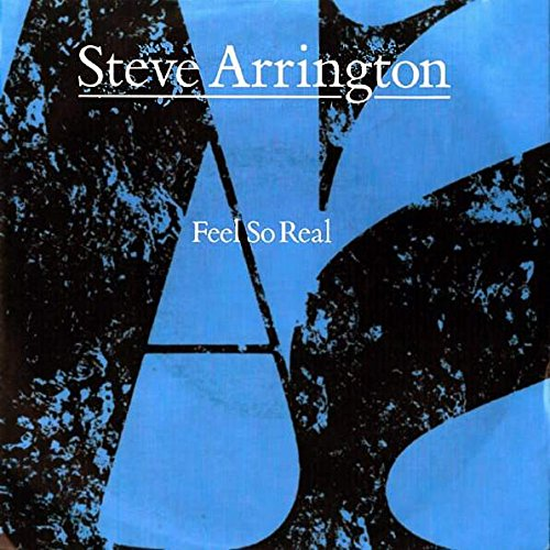 Steve Arrington - Feel So Real - Atlantic - 789 576-7: Steve Arrington:  Amazon.es: Música