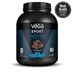 Vegan Sport Protein Powder Chocolate