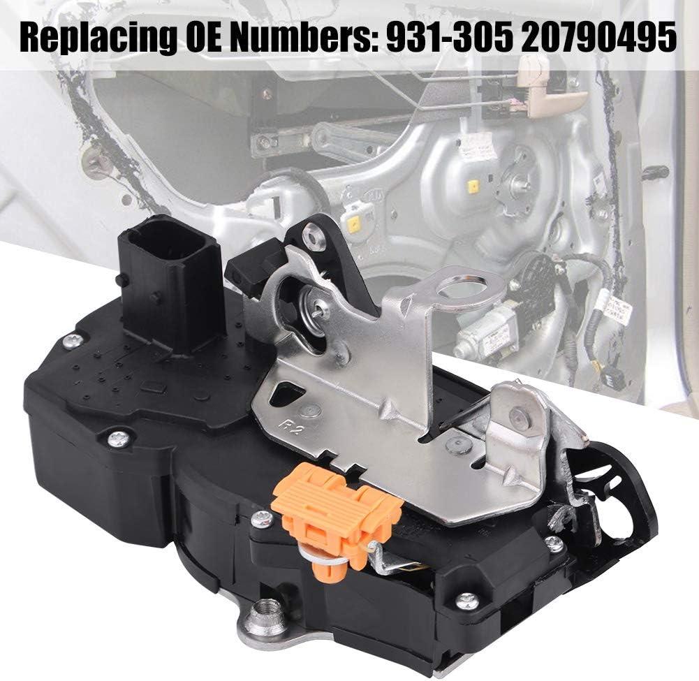KIMISS Door Lock Actuator Front Right Side Door Lock for Chevrolet Impala 2006-2011 931-305 20790495