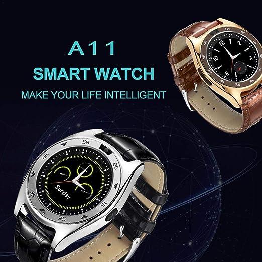 Wintesty A11 Smart Watch Sports Contador de Pasos Smartwatch ...