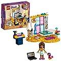 LEGO Friends Andrea's Bedroom Building Kit (85 Piece), Multicolor