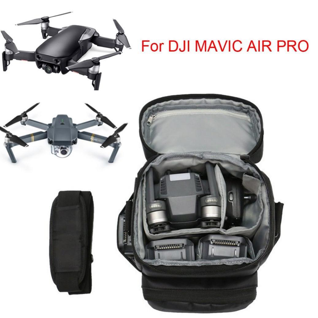 Borsa a tracolla per DJI Mavic Air, Yuyoug multifunzionale portatile Storage Case spalla Borsa zaino per DJI Mavic Air Pro drone ca. 25 x 17 x 14 cm