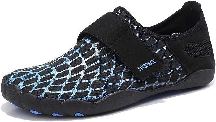 Sixspace Chaussures aquatiques pour homme