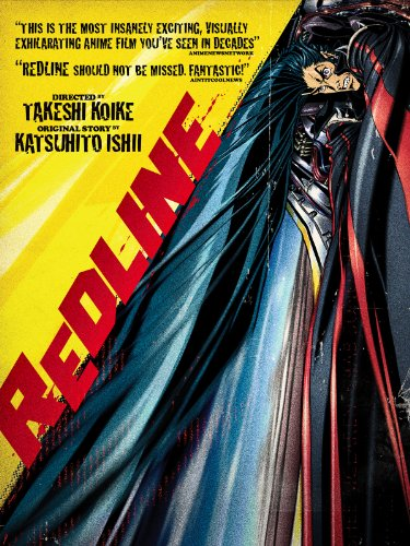 Redline (Best High School Romance Anime)
