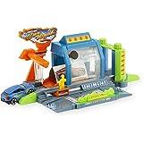 Amazon Com Matchbox Car Wash Adventure Set Toys Amp Games
