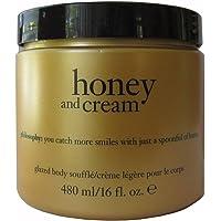 Philosophy Glazed Body Souffle 16 fl.oz. (Honey and Cream)