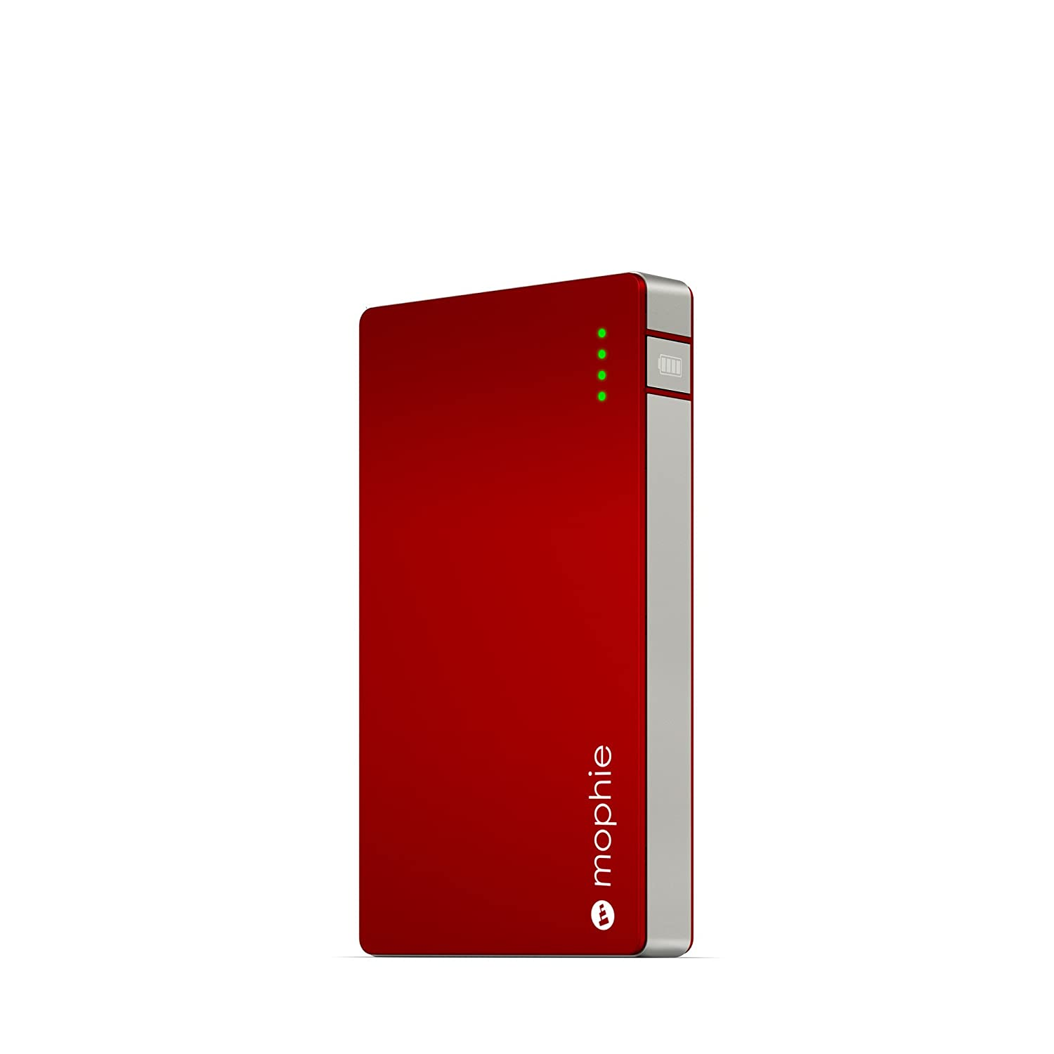 cheap for discount dbb5b c4788 mophie Powerstation (4,000mAh) - Red