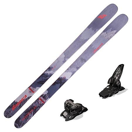 Nordica 2019 Enforcer 93 Skis w Marker Griffon 13 ID