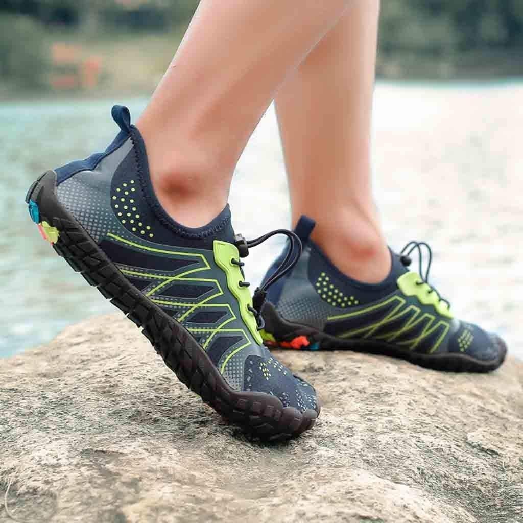 Manadlian Zapatos de agua de secado r/ápido para Hombre Mujer Piscina de playa Zapatillas con cord/ón de buceo Deportivos Natacion chanclas Deportes aire libre Calzado de deportes acu/áticos 38-47