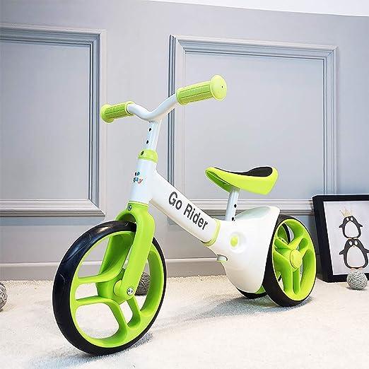 Y-Bikeee Bicicleta Baby Balance, Bicicleta Bebé para 2 3 4 5 6 ...