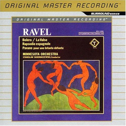 Ravel: Boléro / La valse / Rhapsodie espagnole / Pavane pour une infante défunte by Mobile Fidelity