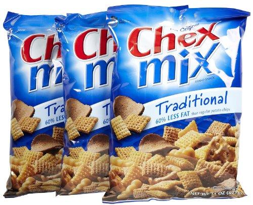 Chex Mix Crispy Snack Mix - Traditional - 15 oz - 2 pk