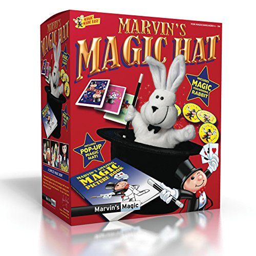 Marvin's Magic Rabbit and Top Hat Trick -