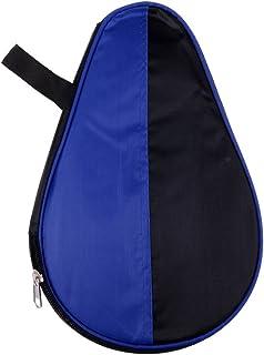 Gazechimp Portable Sac Housse de Protection en Nylon Imperméable à l'eau pour Raquette de Tennis de Table