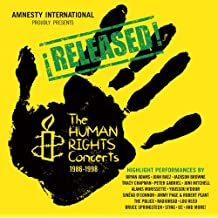Released! The Human Rights Concerts (1986-1998)