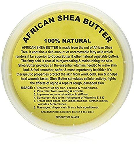 32oz African Shea Butter