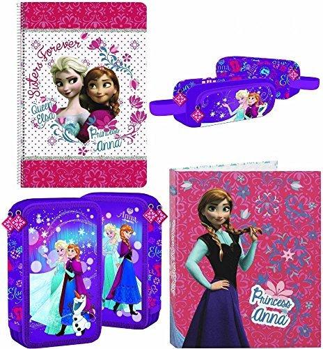 Disney Frozen - La reina del hielo bolsa de plumas, plumero ...