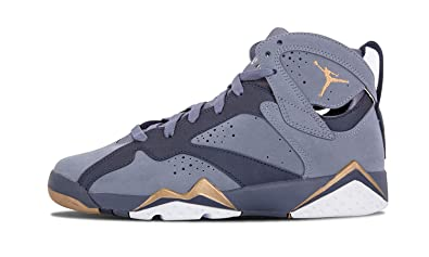 separation shoes f4dee 38da9 Amazon.com | Nike Air Jordan 7 Retro GG 442960-407 Blue Dusk ...