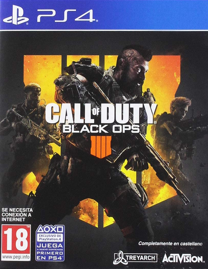 Call of Duty: Black Ops IIII. Edición Estándar