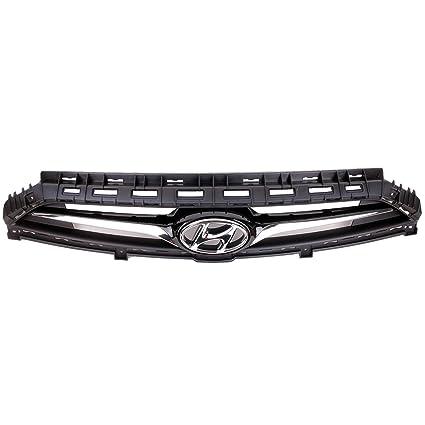Hyundai Motors OEM Genuine 863502M300 Hood Radiator Grill 1