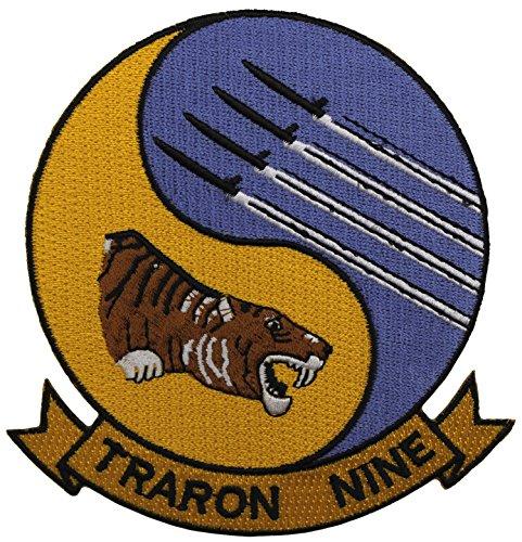 Vt Full Color - Training Squadron VT-9 Patch Full Color