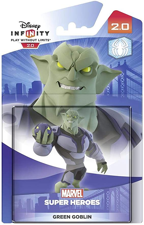 Disney Infinity 2.0 - Figura Duende Verde (Green Goblin): Amazon ...