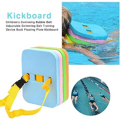 smileyshy Flotador de natación Espuma de natación Segura Capa Ajustable Natación con Dispositivo cómodo de Flotador