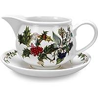 El muérdago y Ivy Salsera y Soporte, cerámica