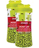 Catchmaster Yellow Jacket, Hornet, Bee & Wasp Trap - Pack of 2 Jars
