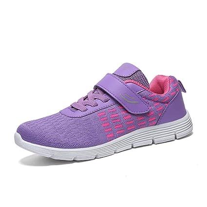 haut de gamme pas cher livraison gratuite meilleur authentique CXQWAN Chaussures de Sport pour Les Personnes âgées, Baskets ...