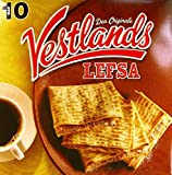 Vestlands Lefse 10-PK Case of 8