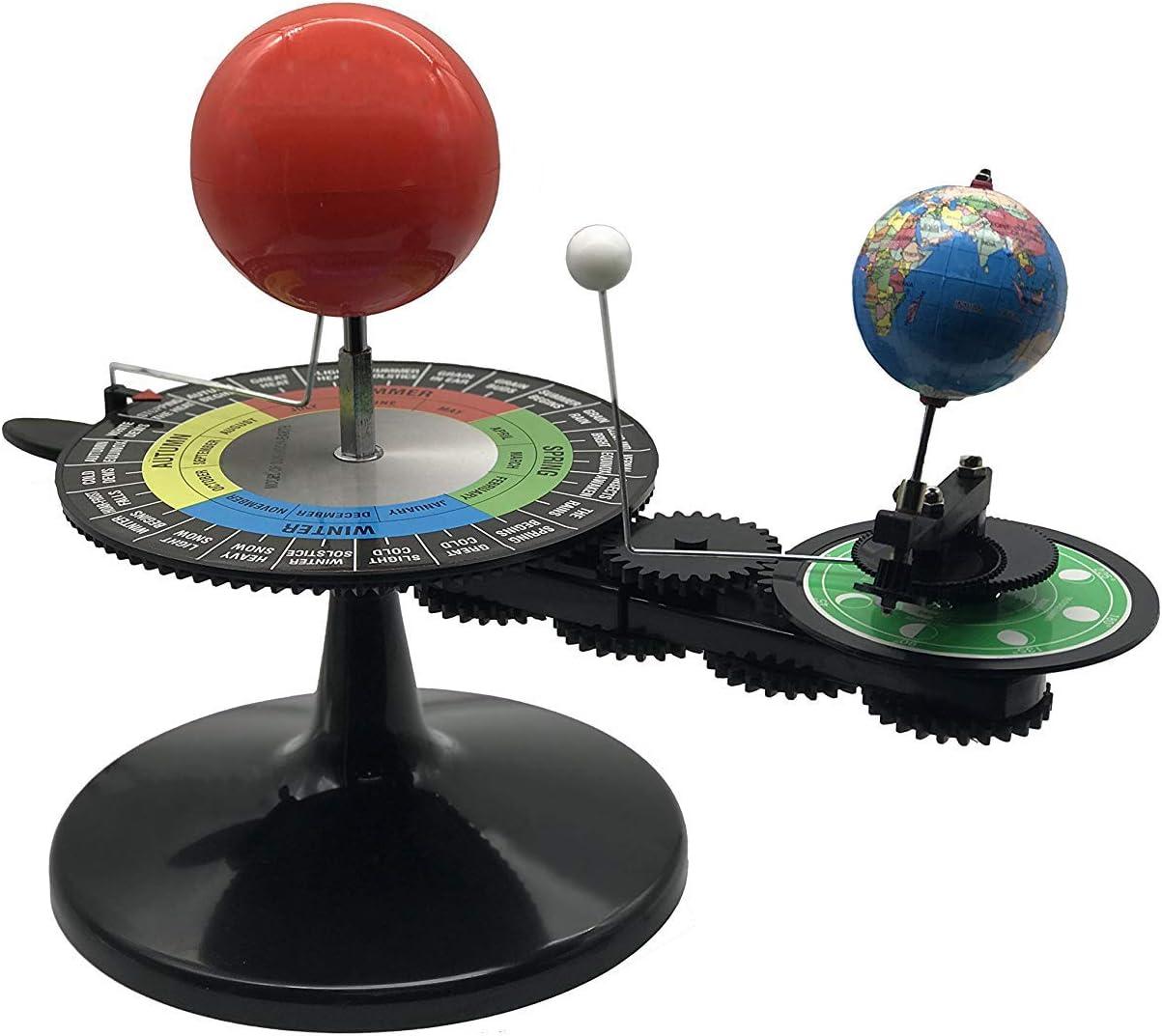 Amazon.com: Aikeec - Planetario orbital con sistema solar ...