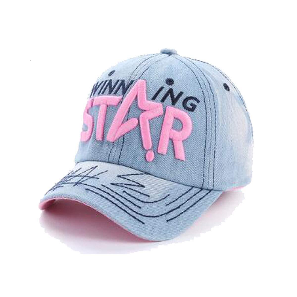 Huijunwenti Hat Outdoor Sports Cap Dome Sun Hat Blue//pink//grey Color : Pink