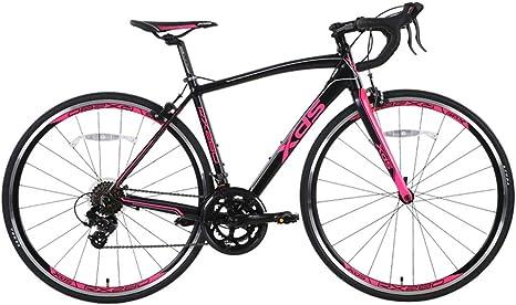 Haoyushangmao Bicicleta de Carretera, Cuadro de Aluminio, Shimano ...