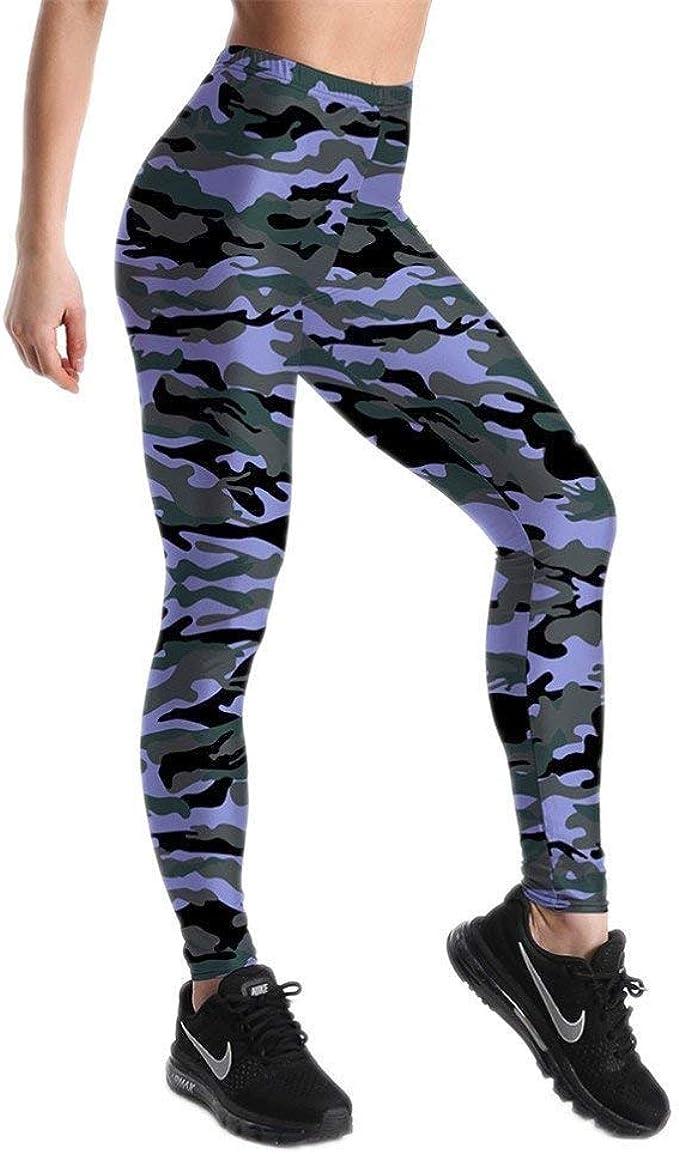 BOLAWOO Leggings Moda Fitness Mujer Pantalones Gris Fiesta Estilo ...