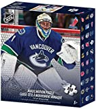 NHL Vancouver Luongo 100 Piece Lenticular Puzzle